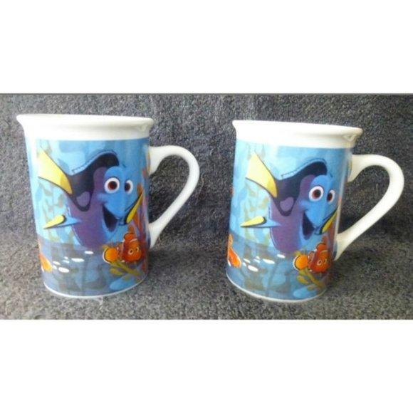 Disney Pixar Finding Dory 2016 Coffee Tea Mug Cup
